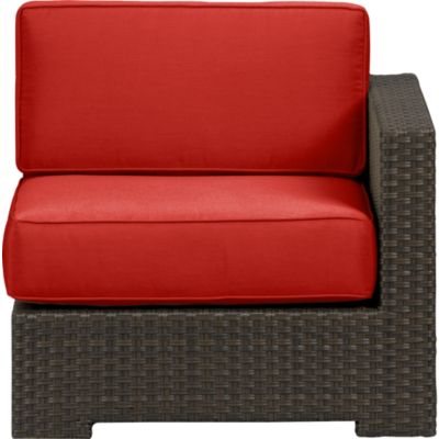 Ventura Modular Right Arm Chair with Sunbrella® Caliente Cushions