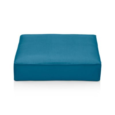 Ventura Sunbrella® Turkish Tile Modular Ottoman Cushion