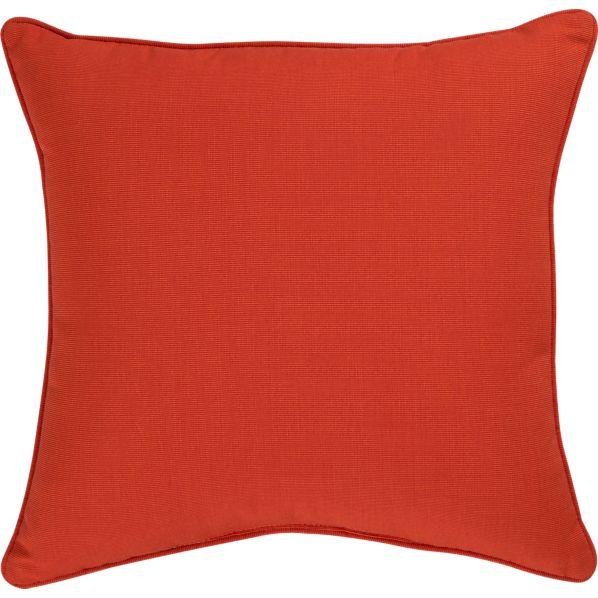 """Sunbrella ® Caliente 20"""" Sq. Outdoor Pillow"""
