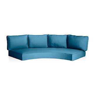 Ventura Round Sectional Sunbrella ® Cushions
