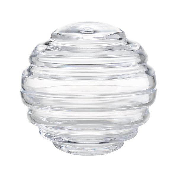 Venus Large Clear Jar
