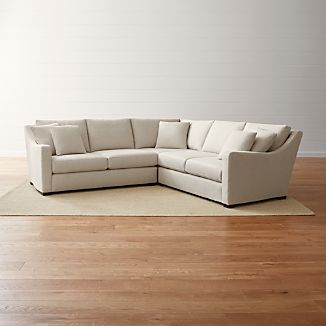 Verano 3-Piece Sectional Sofa
