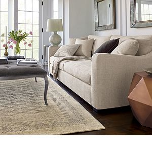 Rosalie Neutral Hand Knotted Oriental 8
