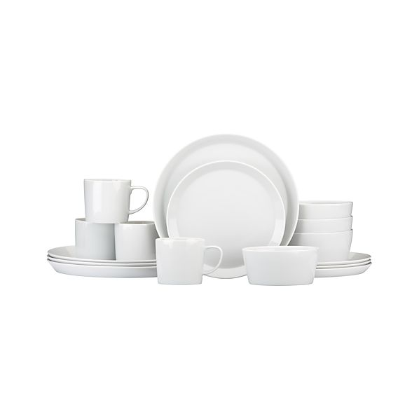 Verge 16-Piece Dinnerware Set