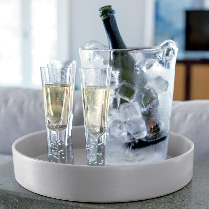 Verve Champagne Glass