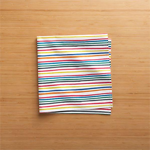 Vibe Stripe Napkin