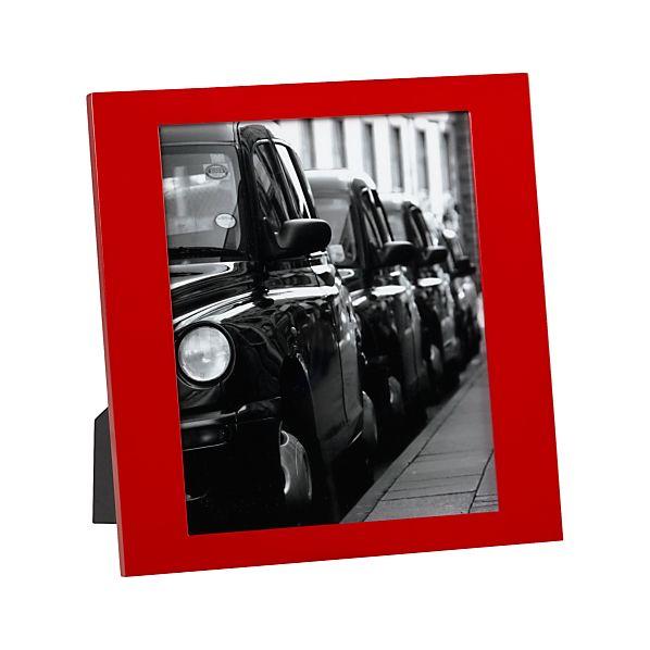 Vida Red 8x10 Frame