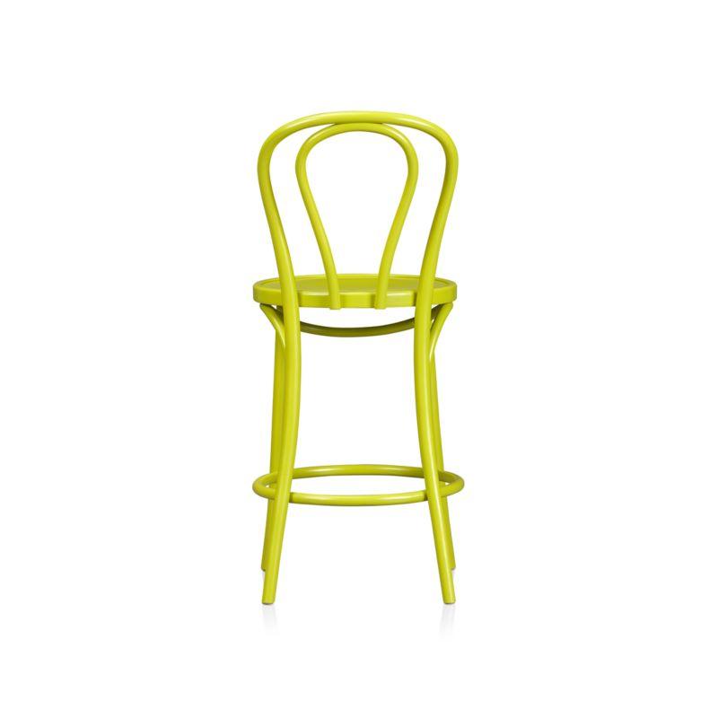 "Vienne Green 24"" Barstool"