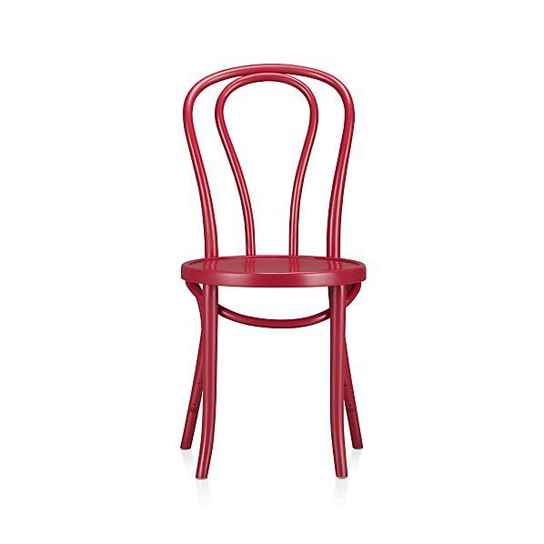 Vienna Beet Side Chair