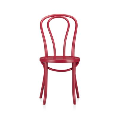 Vienna Beet Side Chair