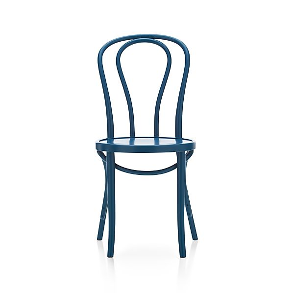 Vienna Peacock Side Chair