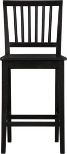 Vintner Black Counter Stool In Bar Stools Crate And Barrel