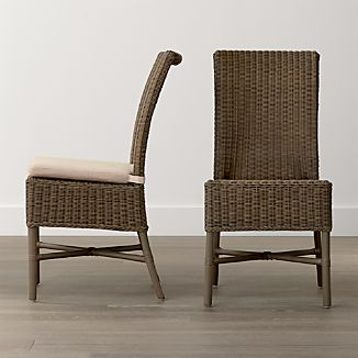 Vineyard Dining Chair and Cushion