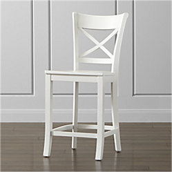 Vintner Dove Wood Dining Chair Crate And Barrel