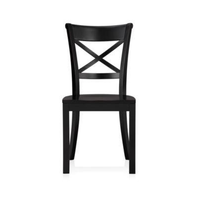 Vintner Black Side Chair
