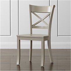 Vintner Dove Wood Dining Chair