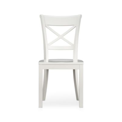 Vintner White Side Chair