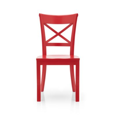 Vintner Red Side Chair