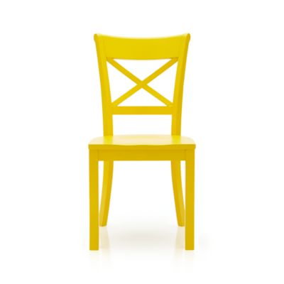 Vintner Side Chair Yellow