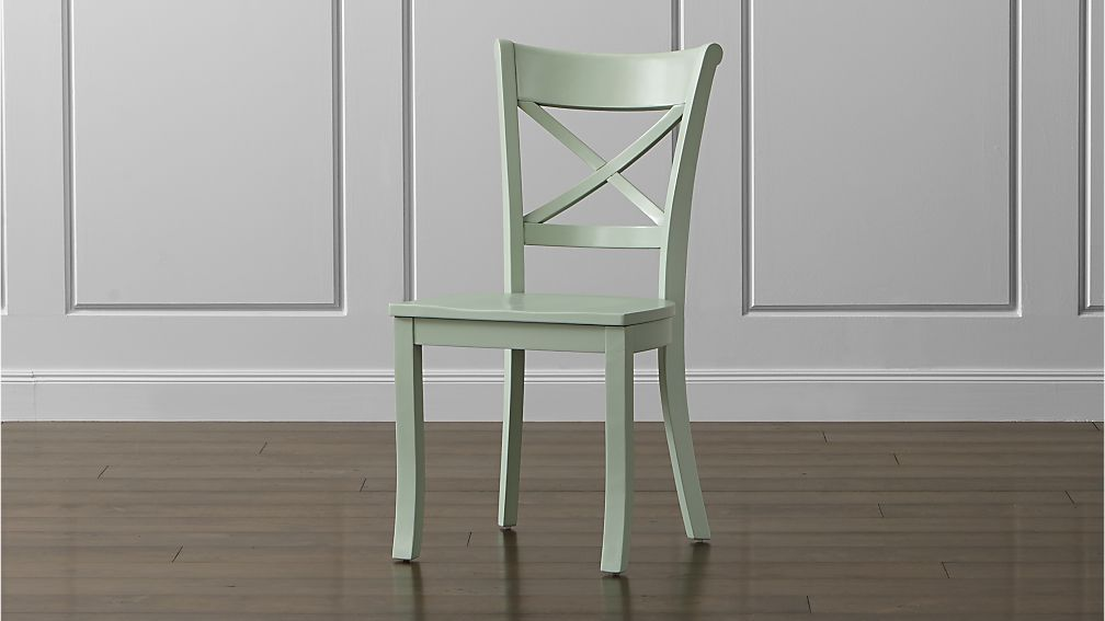 Vintner Mint Wood Dining Chair