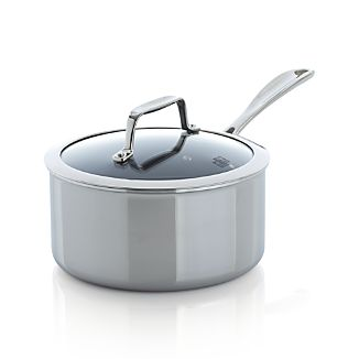 ZWILLING ® J.A. Henckels VistaClad Ceramic Non-stick 3 qt. Sauce Pan with Lid