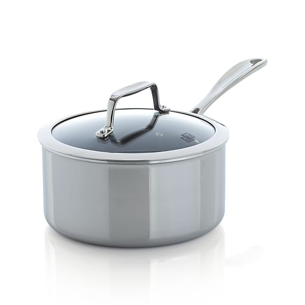 ZWILLING ® J.A. Henckels VistaClad Ceramic Nonstick 3 qt. Sauce Pan with Lid