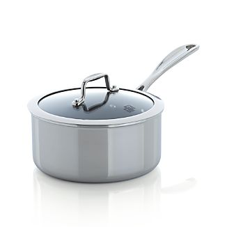 ZWILLING ® J.A. Henckels VistaClad Ceramic Non-stick 2 qt. Sauce Pan with Lid