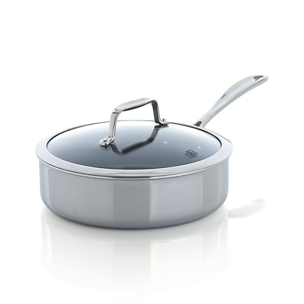 ZWILLING ® J.A. Henckels VistaClad Ceramic Non-Stick 3 qt. Sauté Pan with Lid