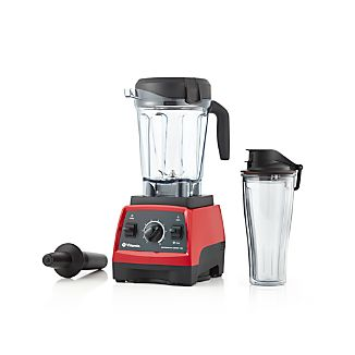 Vitamix ® 300 Professional Blender Ruby Red with To-Go Cup