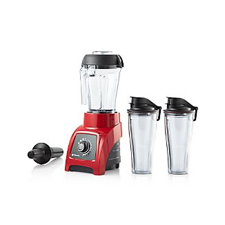 Vitamix ® S50 Ruby Red Blender with To-Go Cup