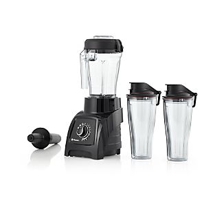 Vitamix ® S50 Black Blender with To-Go Cup