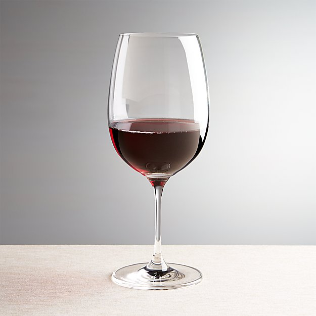 Viv 20 Oz Big Red Wine Glass Crate And Barrel