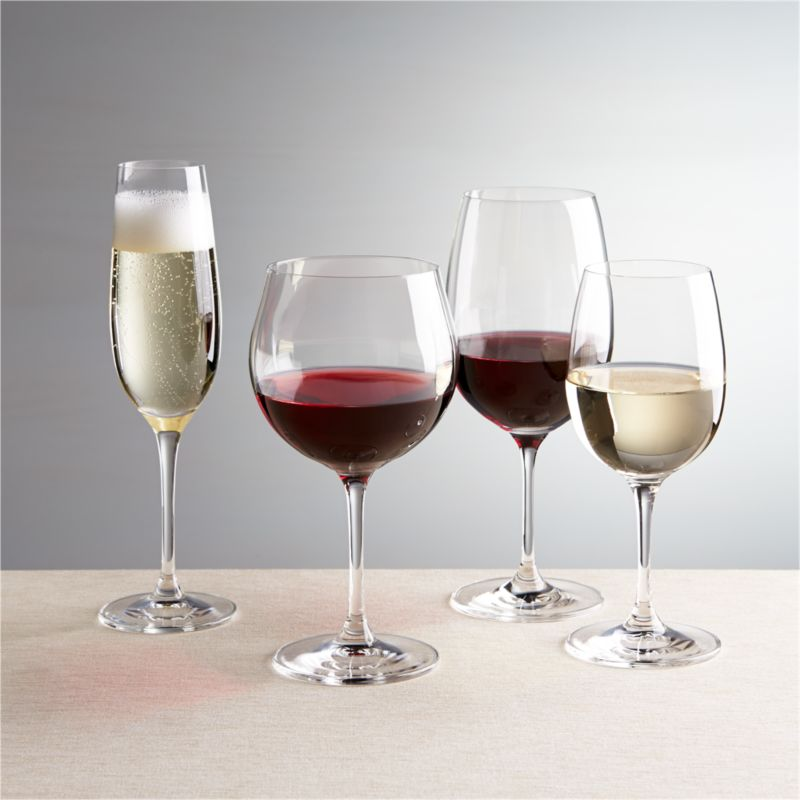 Viv Wine Glasses Crate And Barrel