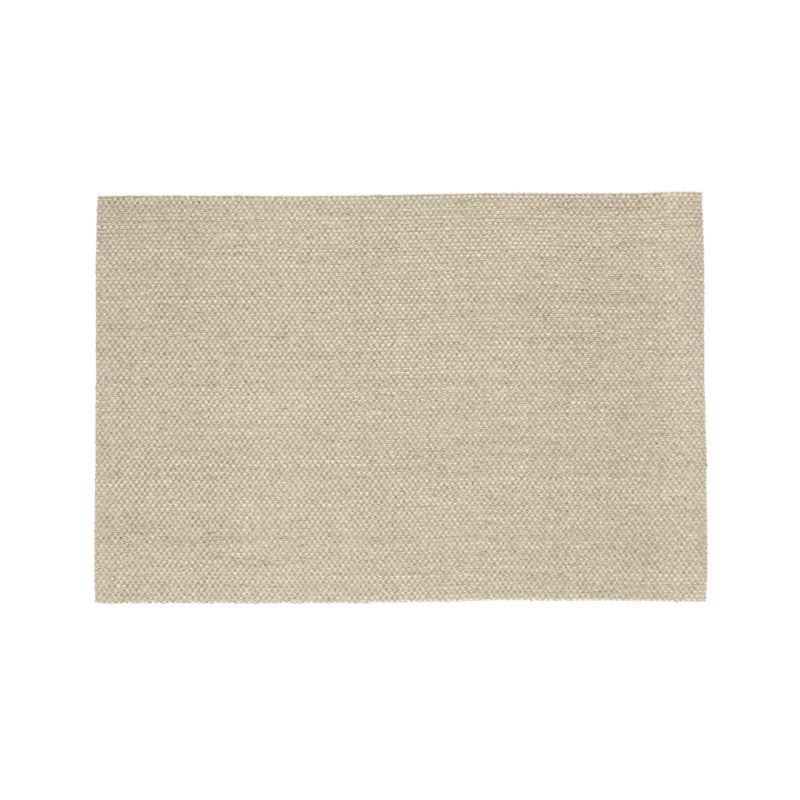 Voight Wool-Blend 6'x9' Rug