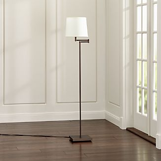 Adams Bronze Floor Lamp