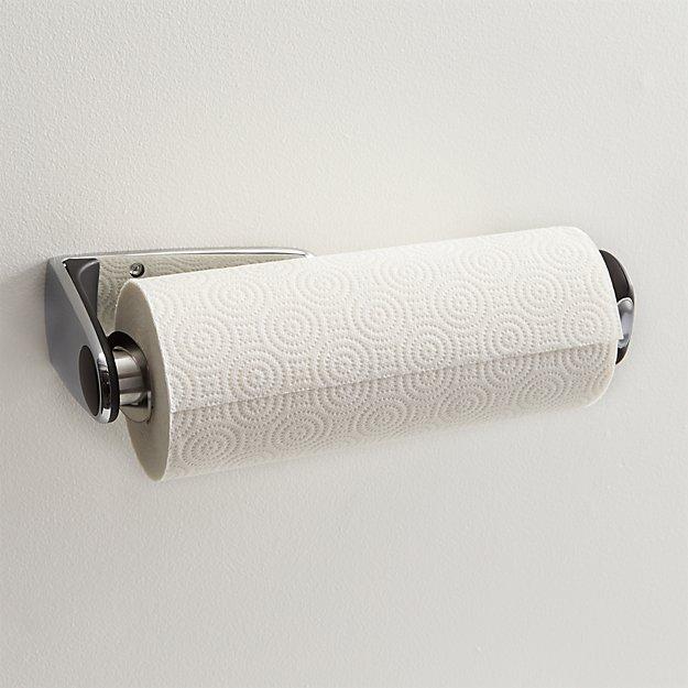 simplehuman ® Wall Mount Paper Towel Holder