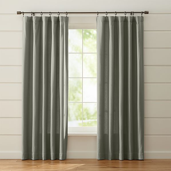 WallaceGrey52x84CurtainPanelSHF15
