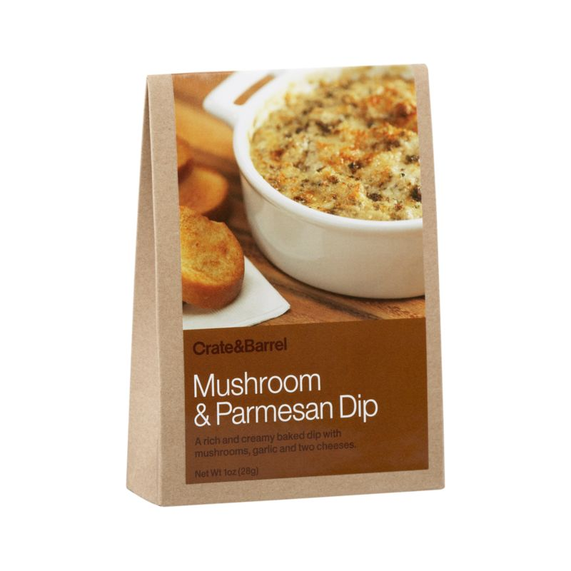 A delicious dip for easy entertaining with chips, breads, crackers or veggies. Makes for a hearty, hot gourmet appetizer. Some additional ingredients required.<br /><br /><NEWTAG/><ul><li>Contains dehydrated porcini, shiitake and truffles, deyhdrated onion and garlic, sea salt, black pepper, soy sauce solids, maltodextrin, caramel and parsley</li><li>Produced in a facility that processes nuts</li><li>Made in USA</li></ul>