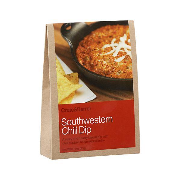 Southwestern Chili Dip Mix