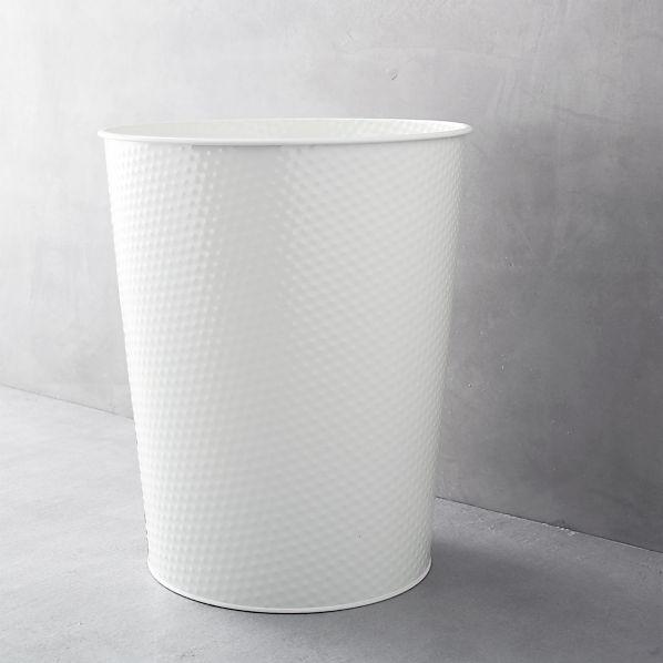 3-Gallon Cream Waste Can