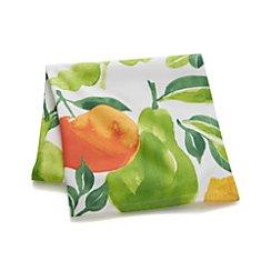 Watercolor Fruit Dish Towel