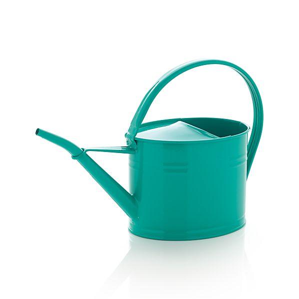 Sea Green Watering Can