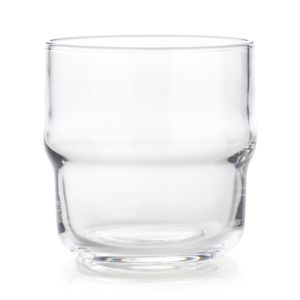 Wave Double Old-Fashioned Glass