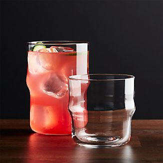 Wave Stacking Glasses