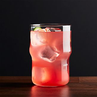 Wave Stacking Highball Glass