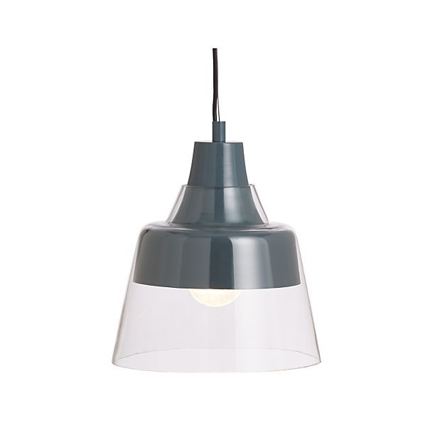 Webster Slate Pendant Light