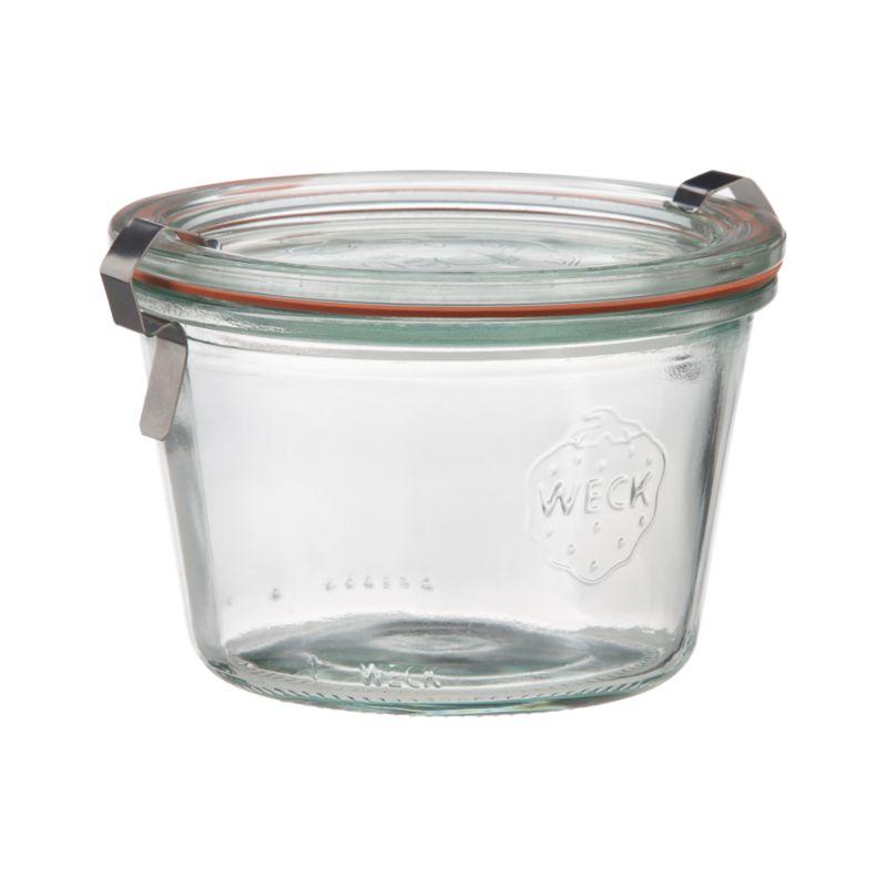 Weck 10 oz. Canning Jar