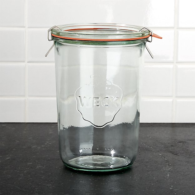 Weck 26 oz. Canning Jar