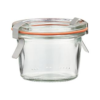 Weck 10 oz. Canning Jar