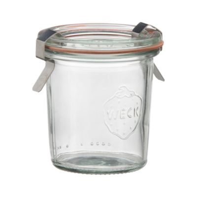 Weck 4.5 oz. Canning Jar